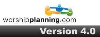 WorshipPlanning.com Version 4.0