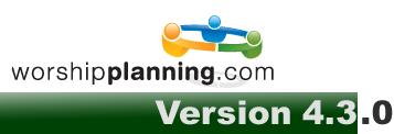 WorshipPlanning.com Logo v4.3.0